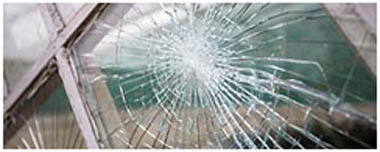 Gosforth Smashed Glass